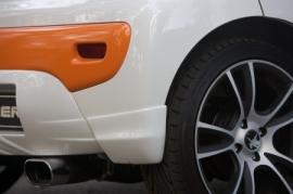 Musketier bumperhoeken achterzijde Citroën C1