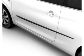 Stootlijstenset 3 deurs Citroën C1 2014