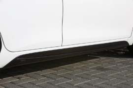 Side skirts Toyota Aygo 2014