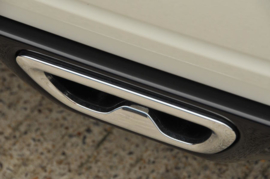 Diffusor met centrale uitlaatmond Citroën C1 2014 ->