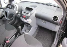 Dashboardklep Citroën C1 2005-2012 (grijs)