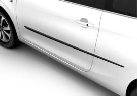 Stootlijstenset Peugeot 108 3drs