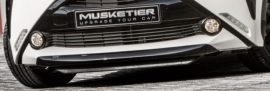 Voorbumperspoiler Toyota Aygo 2014