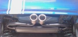 Sportuitlaat CBS Narrow Toyota Aygo