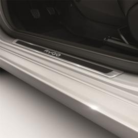 Instaplijstset Aluminium Premium