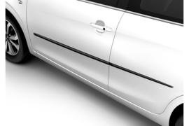 Stootlijstenset 5 deurs Citroën C1 2014