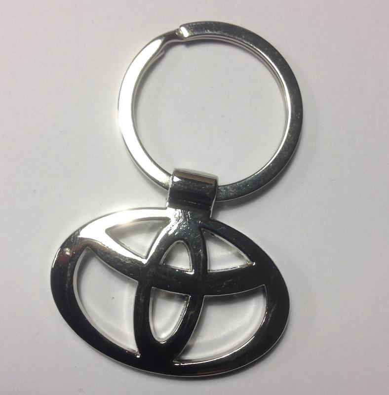 Sleutelhanger Toyota Logo