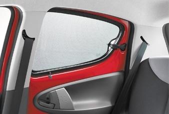 Zonneschermset Citroën C1 5DRS