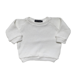 Trui • Big Knit Offwhite