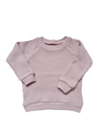 Trui • Big Knit Pink