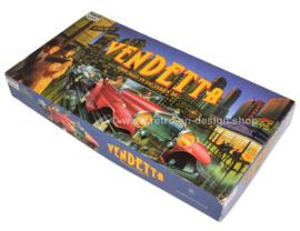 Vendetta, vintage maffia spel van Parker uit 1990