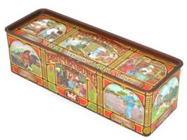 Vintage Blechdose für Peijnenburg Lebkuchen, Jubiläum 1883-1983
