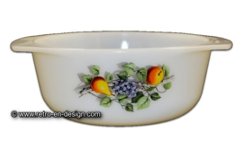 Arcopal France, round casserole, Fruit de France Ø 16,5 cm