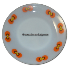 """JENAer Glas Schott Mainz """"Carina"""" Dinner Plate Ø 21,3 cm."""