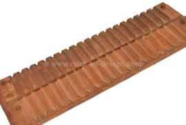 Étagère à cigares ou moule à cigares vintage en brocante en bois par Karl Hart, Schwetzingen n ° 39003