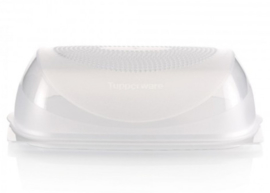Tupperware CheeSmart Vintage blanc / transparent, contenant de rangement
