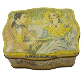 Vintage tin, Victorian era