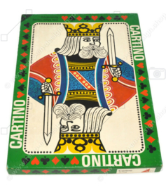 Cartino • vintage board game by Ravensburger • 1969