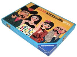 Barricade board game • Ravensburger • 1970