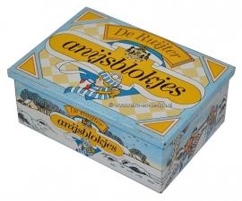 Vintage tin De Ruijter anijsblokjes