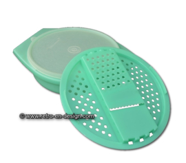 Tupperware design Retro Rasp of Schaaf