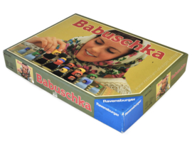 Juego de mesa vintage Babushka, Ravensburger 1982