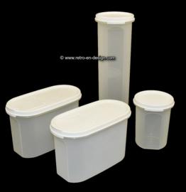 Vintage Set Tupperware Modular Mates, stock containers