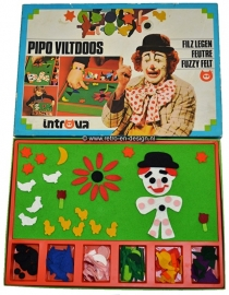 Pipo Viltdoos, Introva 1978