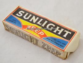 Vintage dubbelblok Sunlight Zeep 1900/1950