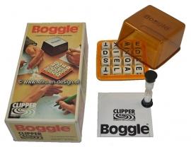 Boggle juego de palabras Clipper