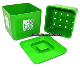 Vintage Pisang Ambon Cubo de hielo de plástico