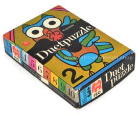 Vintage Duett Puzzles von Jumbo