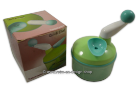Quick Chef Tupperware, groen