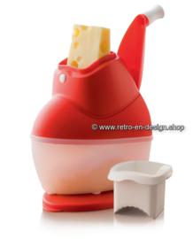 Tupperware raspmolen, rood