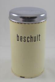 Vintage Brabantia rusk tin