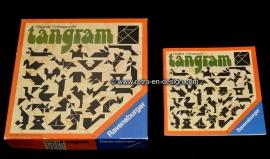 Tangram Original Chinapuzzle, Ravensburger 1976