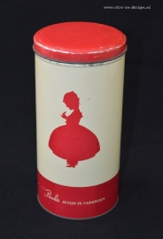 'Paula' Dutch rusk canister