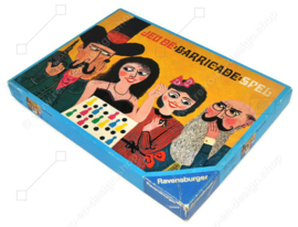Barricade jeu de société • Ravensburger • 1970