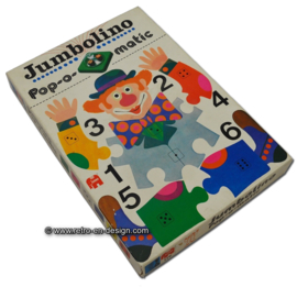 Jumbolino Pop-O-Matic • Jumbo • 1974