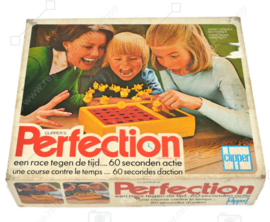 Perfection, un jeu de 1976 de Clipper
