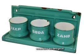 Bric-a-brac 'Zand Zeep Soda'