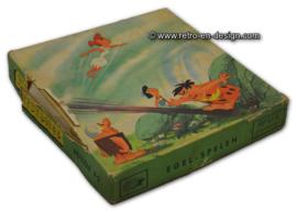Vintage Flintstones puzzle, Hanna-Barbera productions 1964, Los Picapiedra