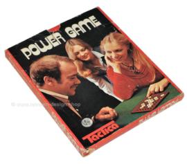 """Jeu vintage """"POWER GAME"""" de Tactica de 1975"""