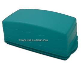 Tupperware trendy cake box, mint green
