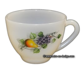 Kaffeetasse von Arcopal, Fruits de France