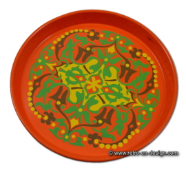 Vintage Reducta serving tray, disca No. 3 - '70s