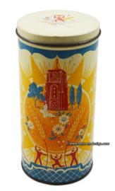 Vintage Turkstra Dutch rusk or biscuit tin