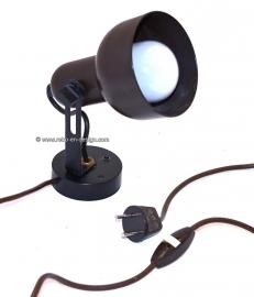 Vintage Hiemstra Evolux wandspot lamp