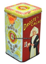 Vintage Droste's Cacao blik