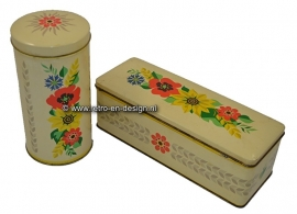 Biscuit and gingerbread tin by Verkade